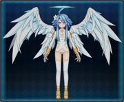 White Heart Holy Robe 4GO