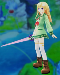 Green Sailor + VII