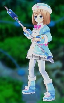 Sky Blue Rod VII