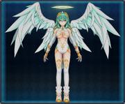 Green Heart Holy Robe 4GO