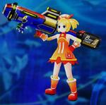 Bazooka Launcher VII