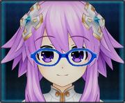 Glasses (Blue Rim) 4GO
