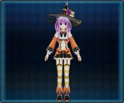 Witch Dress (Orange) 4GO