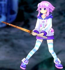 Bamboo Sword