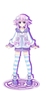 HDN App-Neptune Parka Dress