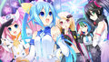Segami with the SeHa Girls.png