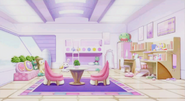 Neptune and Nepgear's room
