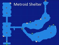 Metroid Shelter Map Re;Birth3