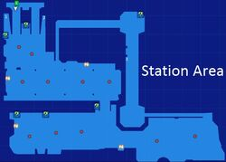 Station Area Map Re;Birth3
