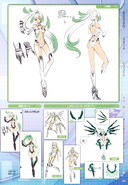 Green Heart Mk2 Art Book2