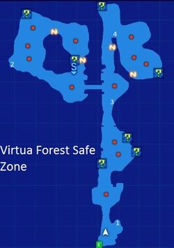 Virtua Forest Safe Zone Map Re;Birth3