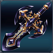 Cyberdimension Icon Black Diamond Sword