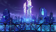 Ultra Dimension Planeptune - Complete - Night