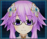 Thin Frame Glasses (Brown) 4GO