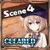 MegaTagmension Blanc Neptune VS Zombies - Trophy - Magical Noirina