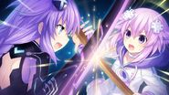 SNRPG-Purple Heart vs Neptune