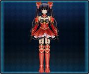 Black Knight Uniform (Red) 4GO