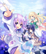 Hyperdimension Neptunia (2010-B)