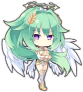 4GO-Green Heart Town Icon