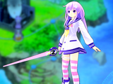 Weapon/Victory II/Nepgear