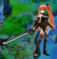 Hunter's Dress + VII