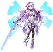 Purple Sister V