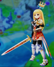 Million Arthur Weapon Costume Accessory