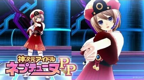 Kami Jigen Idol Neptune PP - 神次元アイドル ネプテューヌPP - Blanc「Dear..