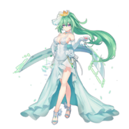 AzurLane-Green Heart Dress