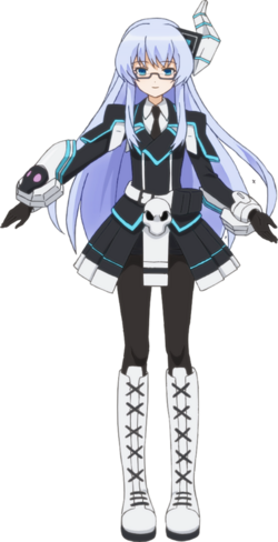 HDN The Animation Rei Ryghts