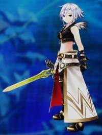 Metal Dogoo Sword VII