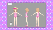 Rom Swimsuit Concepts