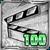 MegaTagmension Blanc Neptune VS Zombies - Trophy - Movie Marathon