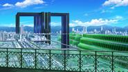 Ultra Dimension Leanbox - Black Building