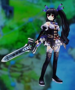 Metal G Sword VII
