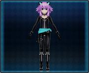 Cat Suit (Black) Neptune 4GO