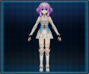 Paladin Uniform (White) 4GO