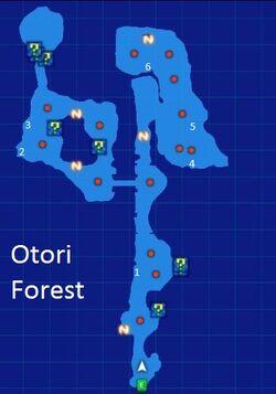 Otori Forest Map Re;Birth3