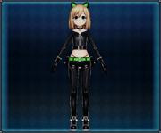 Cat Suit (Black) Rom 4GO