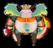 Dragon KnightBack