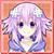 Superdimension Neptune VS Sega Hard Girls - Trophy - NEPTUNE Joined
