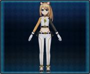 Calico Cat Suit (Light Brown) Ram 4GO