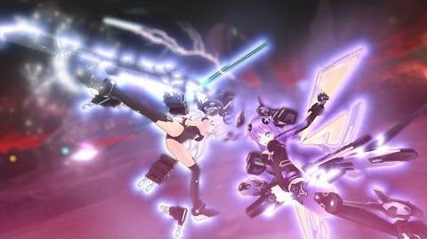 PS Vita「超次次元ゲイム ネプテューヌRe;Birth2 SISTERS GENERATION」 バトルムービー