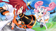 Uzume vs Dreamcast
