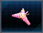 Strawberry Pudding 4GO