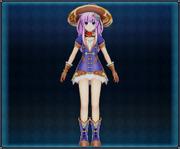 Mage's Robe (Purple) 4GO