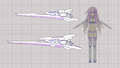 Nepgear's HDD gunblades.png