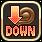 Elemental Attack Down Icon V2