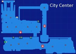 City Center Map Re;Birth3