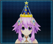 Party Hat (Night Stars) 4GO